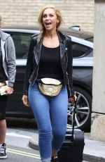 JOSIE GIBSON Out and About in West London 05/21/2016