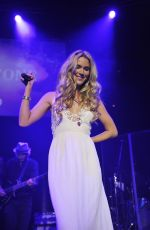 JOSS STONE Performs at Camden Roundhouse in London 05/15/2016