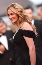 JULIA ROBERTS at 'Money Monster' Premiere at 69th Annual Cannes Film Festival 05/12/2016