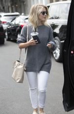 JULIANNE HOUGH Out and About in West Hollywood 05/19/2016
