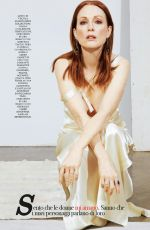 JULIANNE MOORE in Grazia Magazine, Italy May 2016 Issue