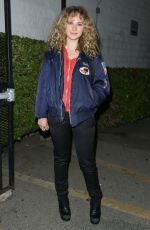 JUNO TEMPLE at Arena Cinema in Hollywood 05/08/2016