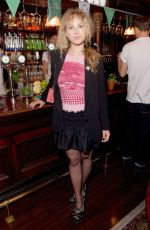 JUNO TEMPLE at Lady Dior Party in London 05/30/2016