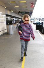 JUNO TEMPLE at Los Angeles International Airport 05/03/2016
