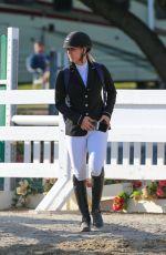 KALEY CUOCO at Equestrian Competition in La Canada 04/30/2016