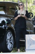 KALEY CUOCO Out and About in Los Angeles 05/01/2016