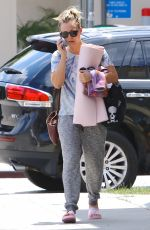KALEY CUOCO Out and About in Thousand Oaks 05/23/2016