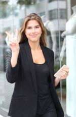 KARA DEL TORO Out Shopping in Beverly Hills 05/18/2016