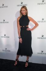 KARLIE KLOSS at Announcement Celebration of Karlie as New Face of Swarovski in New York 05/24/2016
