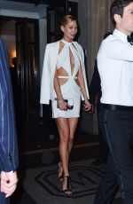 KARLIE KLOSS Leaves Met Gala After-party in New York 05/02/2016