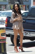 KARREUCHE TRAN Out in Los Angeles 05/27/2016