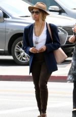 KAT GRAHAM Out Shopping in West Hollywood 05/04/2016