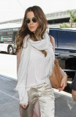 KATE BECKINSALE Arrives at LAX Airport in Los Angeles 05/06/2016