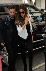 KATE BECKINSALE at BBC Radio 2 in London 05/26/2016