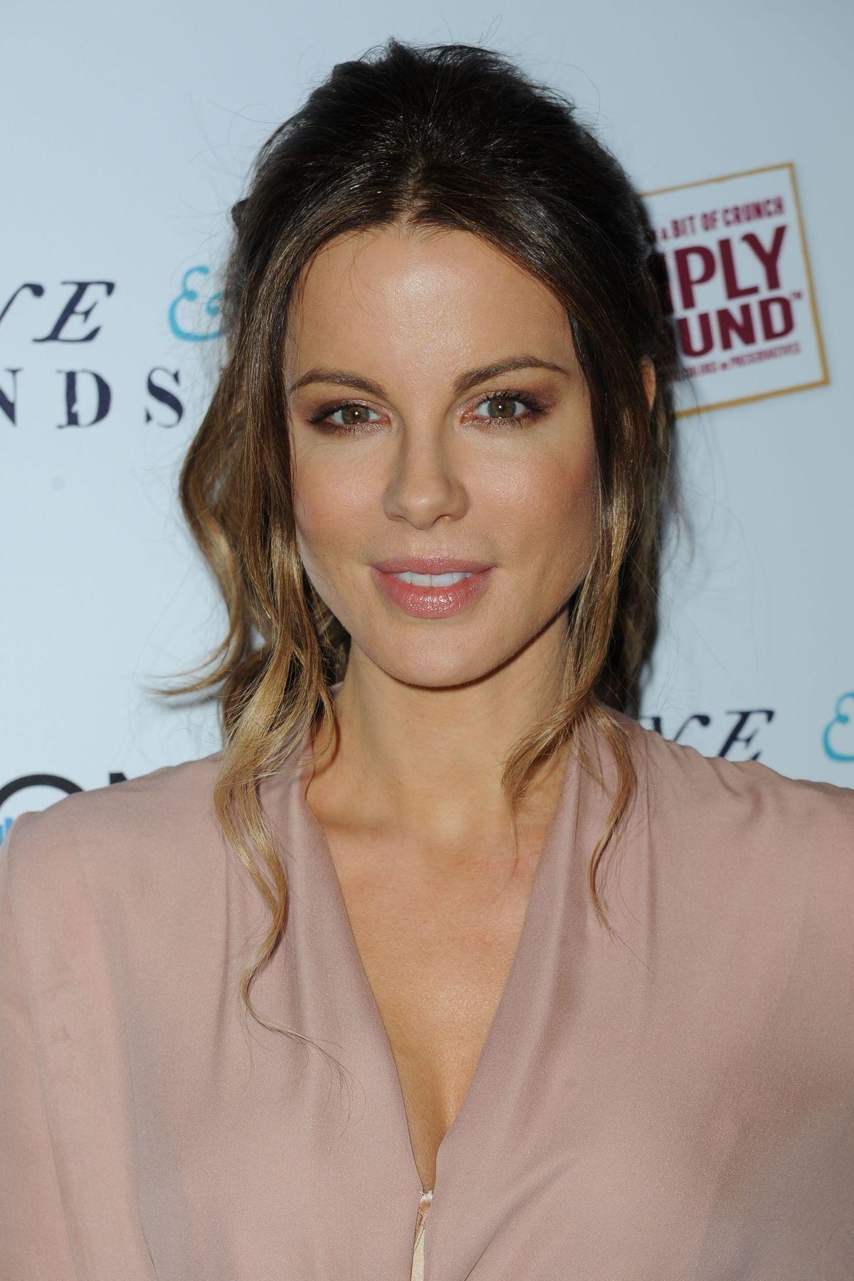 KATE BECKINSALE at 'Love & Frienship' Screening in New ... Kate Beckinsale