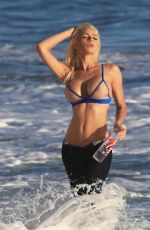 KATE COMPTON for 138 Water Photoshoot in Malibu 03/29/2016