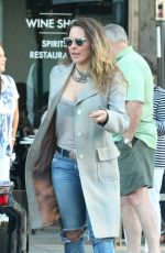 KATE DEL CASTILLO Leaves a Wine Shop in Beverly Hills 05/12/2016