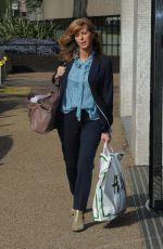KATE GARRAWAY Leaves ITV Studios in London 05/12/2016