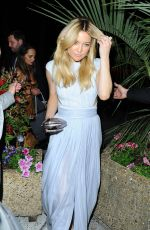 KATE HUDSON at Harmonist Cocktail Party at 2016 Cannes Film Festival 05/16/2016