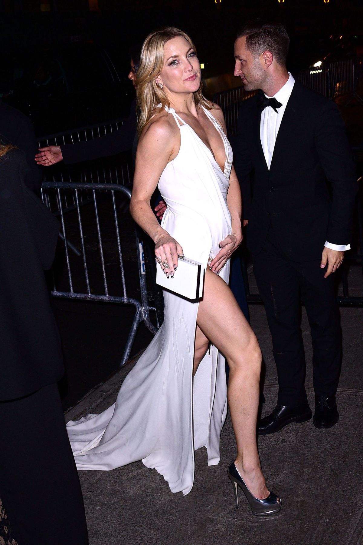 KATE HUDSON at Met Gala After-party in New York 05/02/2016