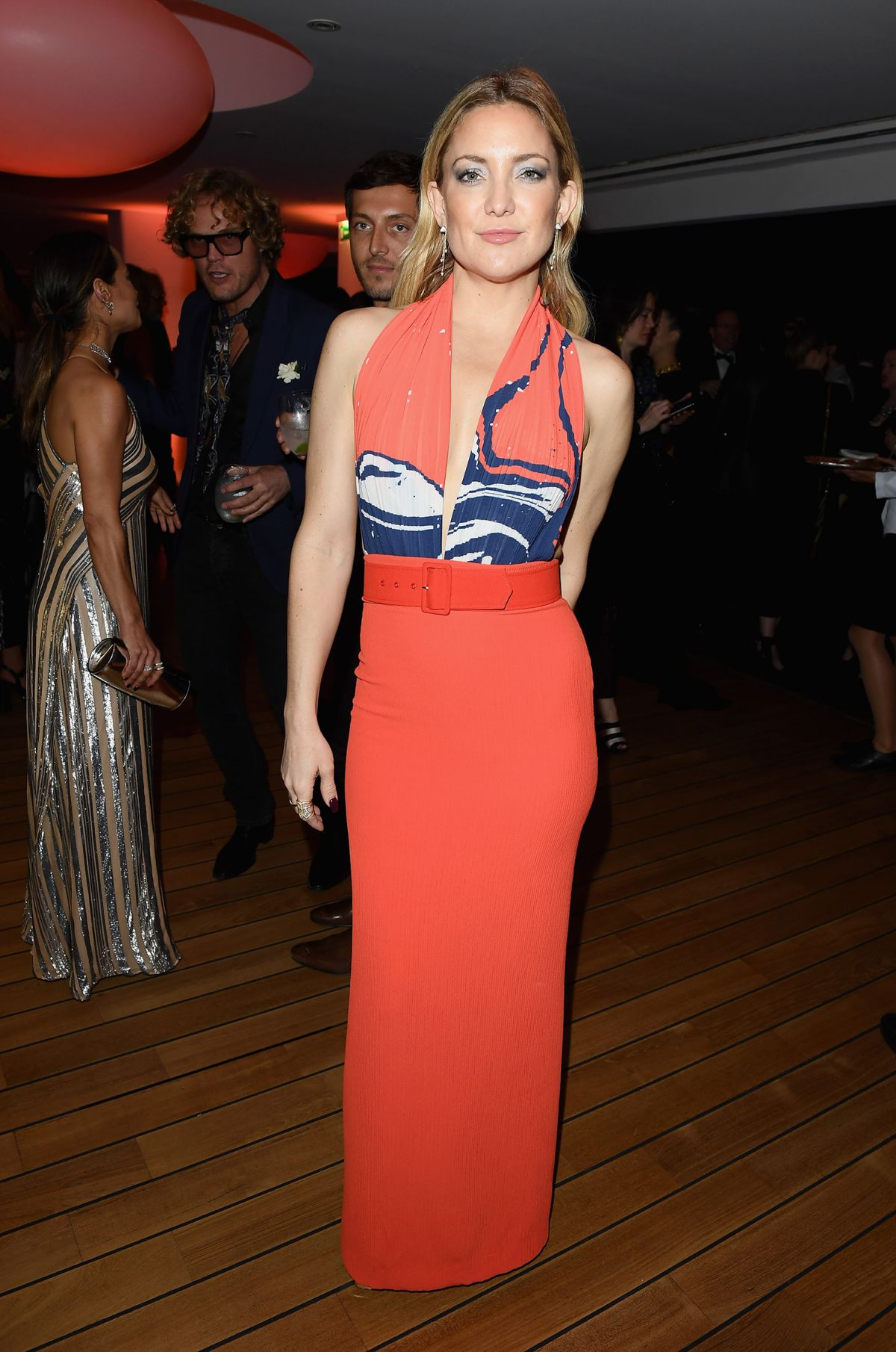 KATE HUDSON at Vanity Fair & Chopard After-party in Cannes 05/14/2016