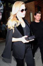 KATE HUDSON Leaves Her Hotel in New York 05/12/2016