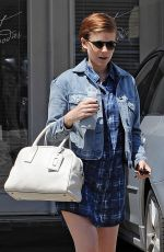 KATE MARA Out and About in Los Angeles 05/12/2016