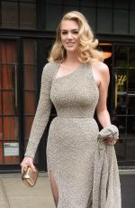 KATE UPTON at Costume Institute Gala 2016 in New York 05/02/2016