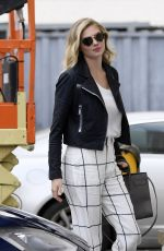 KATE UPTON Out and About in Beverly Hills 05/24/2016