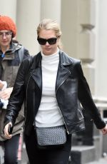 KATE UPTON Out and About in New York 05/05/2016