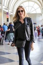KATE UUPTON at Los Angeles Intenational Airport 05/25/2016