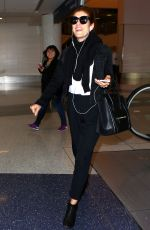KATE WALSH at LAX Airport in Los Angeles 05/05/2016