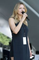 KATHARINE MCPHEE at 27th National Memorial Day Concert Rehearsals in Washington 05/28/2016