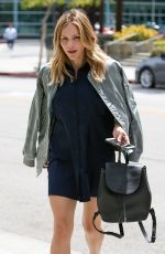 KATHARINE MXPHEE Arrives at Spago in Beverly Hills 05/06/2016