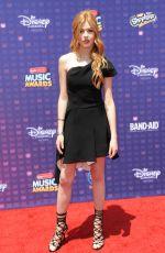 KATHERINE MCNAMARA at 2016 Radio Disney Music Awards in Los Angeles 04/30/2016