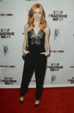 KATHERINE MCNAMARA at Stop Poaching Now Event in West Hollywood 05/25/2016