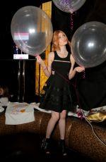 KATHERINE MCNAMARA at Tigerbeat Magazine Launch Party in Los Angeles 05/24/2016