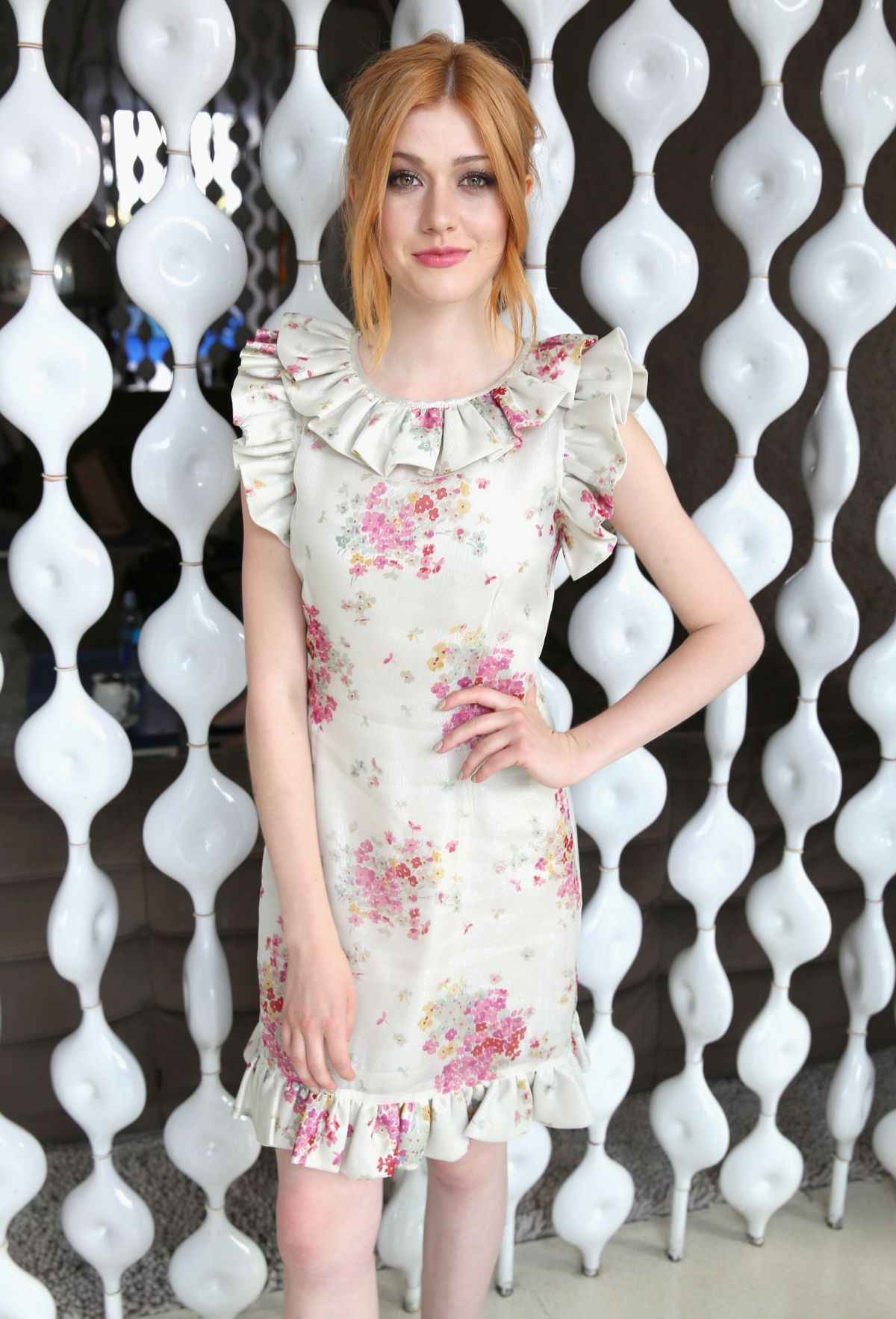 KATHERINE MCNAMARA at Wolk Morais Collection 3 Fashion Show in Los Angeles 05/24/2016