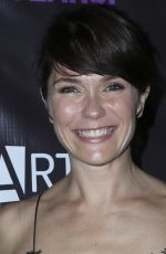 KATIE ASELTON at Party! Celebrating 25 Years of P.S. Arts in Los Angeles 05/20/2016