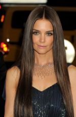 KATIE HOLMES at Costume Institute Gala 2016 in New York 05/02/2016