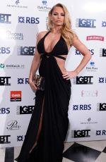 KATIE PRICE at British LGBT Awards 2016 in London 05/13/2016