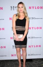 KATRINA BOWDEN at Nylon Young Hollywood Party in West Hollywood 05/12/2016