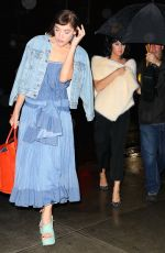 KATY PERRY and MIA MORETTI at Cover Girl Launch Party in New York 05/01/2016