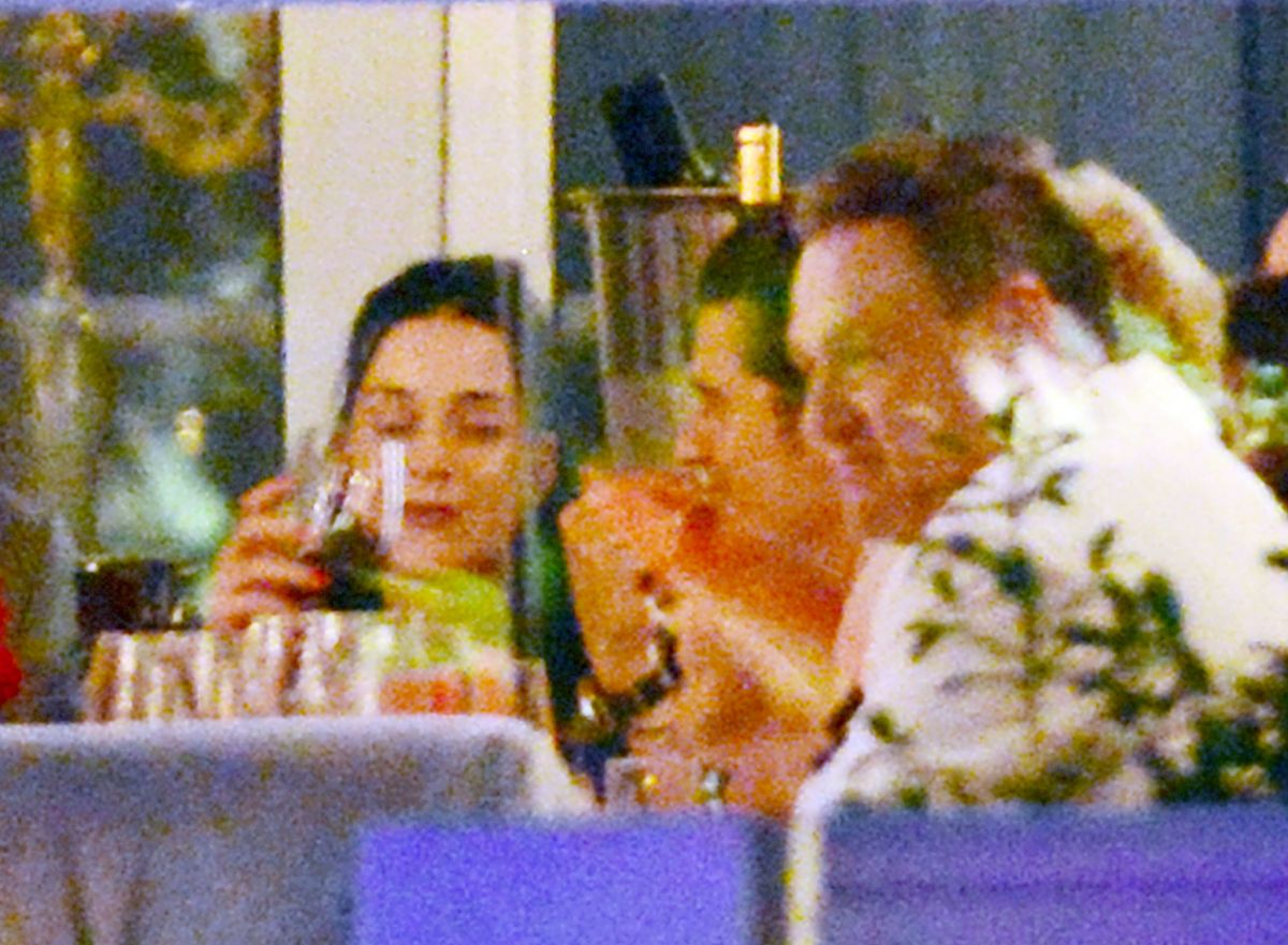 KATY PERRY at a Wedding in Miami 05/21/2016