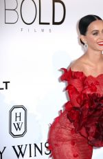 KATY PERRY at Amfar's 23rd Cinema Against Aids Gala in Antibes 05/19/2016