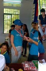 KATY PERRY at Unicef Charity in Vietnam 05/26/2016