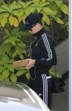 KATY PERRY Leaves Her Office in West Hollywood 05/12/2016