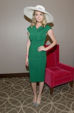 KAYE UPTON at 142nd Kentucky Derby at Churchill Downs in Louisville 05/07/2016