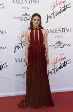 KEIRA KNIGHTLEY at 'La Traviata' Gala Preview in Rome 05/22/2016