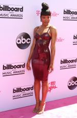 KEKE PALMER at 2016 Billboard Music Awards in Las Vegas 05/22/2016
